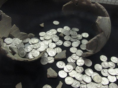 Roman Coin Horde