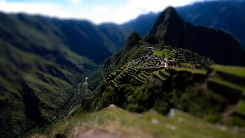 A French-Peruvian-Spanish Team Discovers a Chamber in Machu Picchu