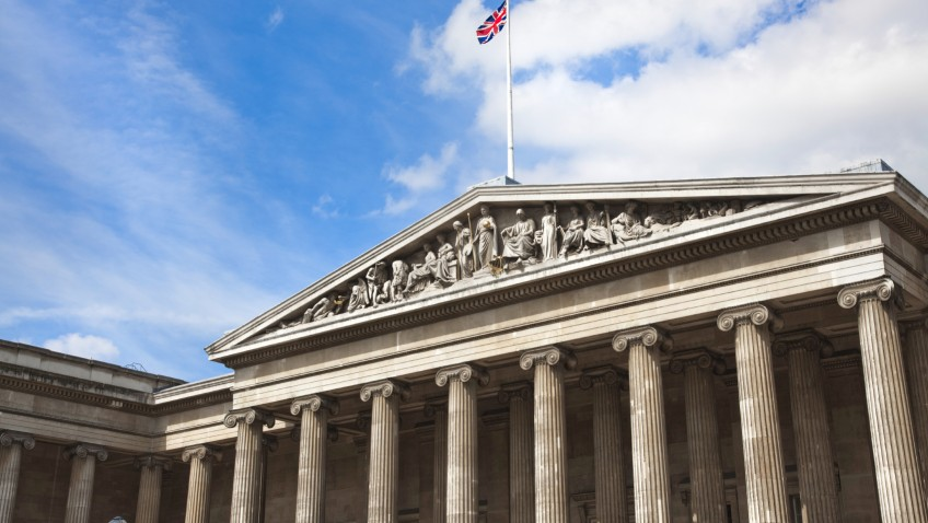 British Museum remains UK's top attraction for fourth year running