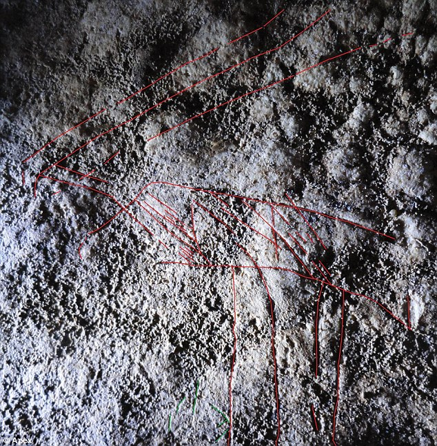 Archaeologist's chance discovery may be Britain's earliest example of rock art