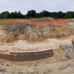 Archaeologists have discovered the remains of a bastion by Vauban