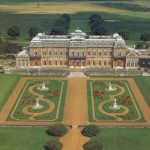 'Secret garden' Wrest Park reopens after restoration