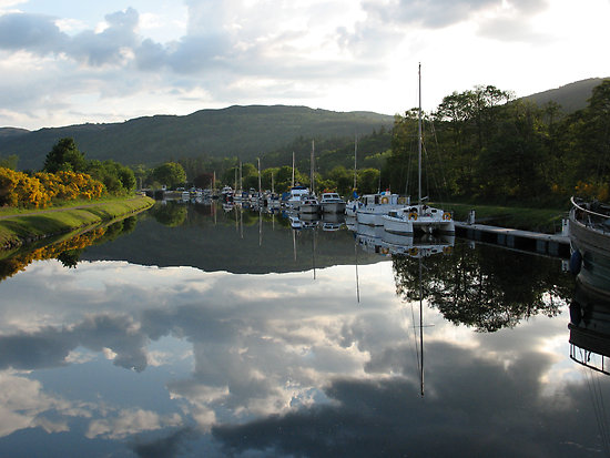Help Unlock Secrets And Mysteries Of The Caledonian Canal
