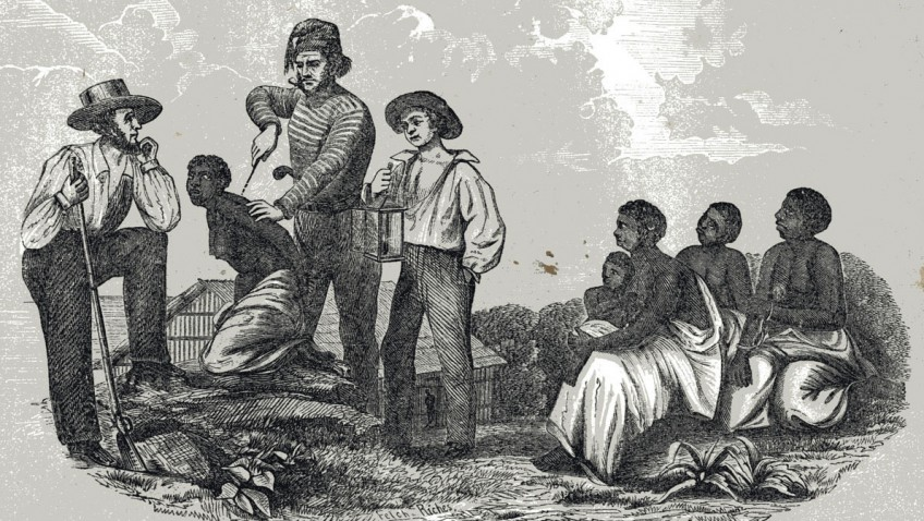 Social stratification and the African influences in American slave communities