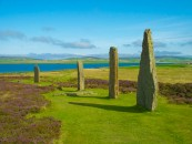 Ring of Brodgar : Image Source : WIki Commons
