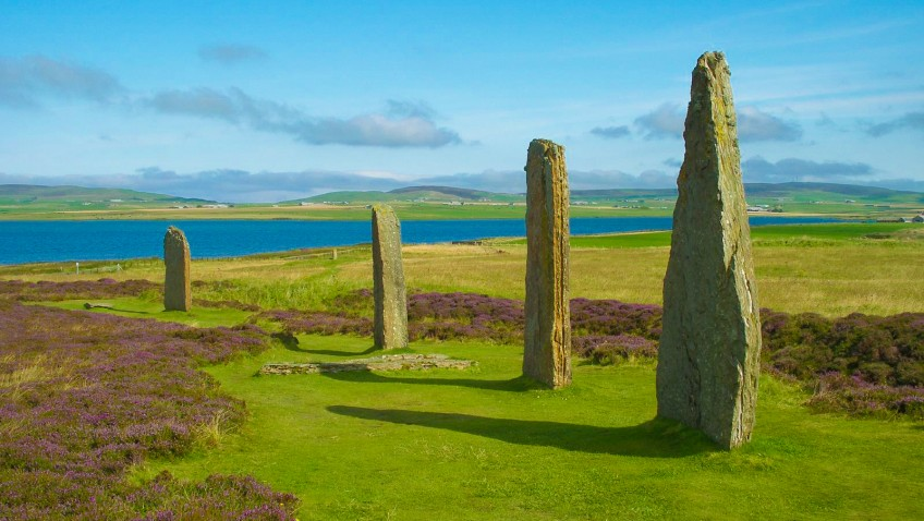 Neolithic Stone Circle Discovered Beneath the Sea?