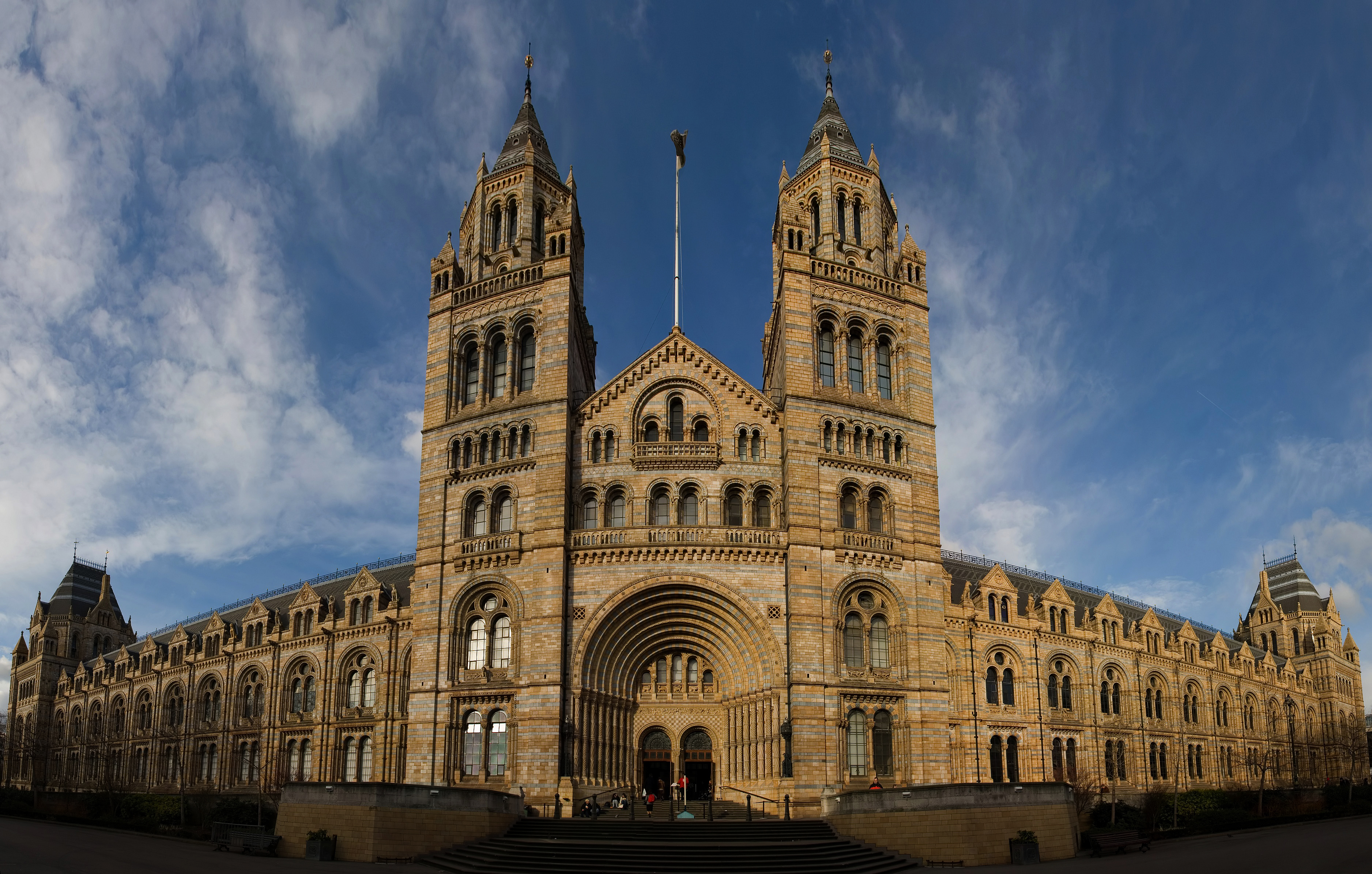 Natural History Museum : Wiki Commons