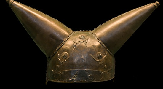 The Waterloo Helmet (also known as the Waterloo Bridge Helmet) : Wiki Commons