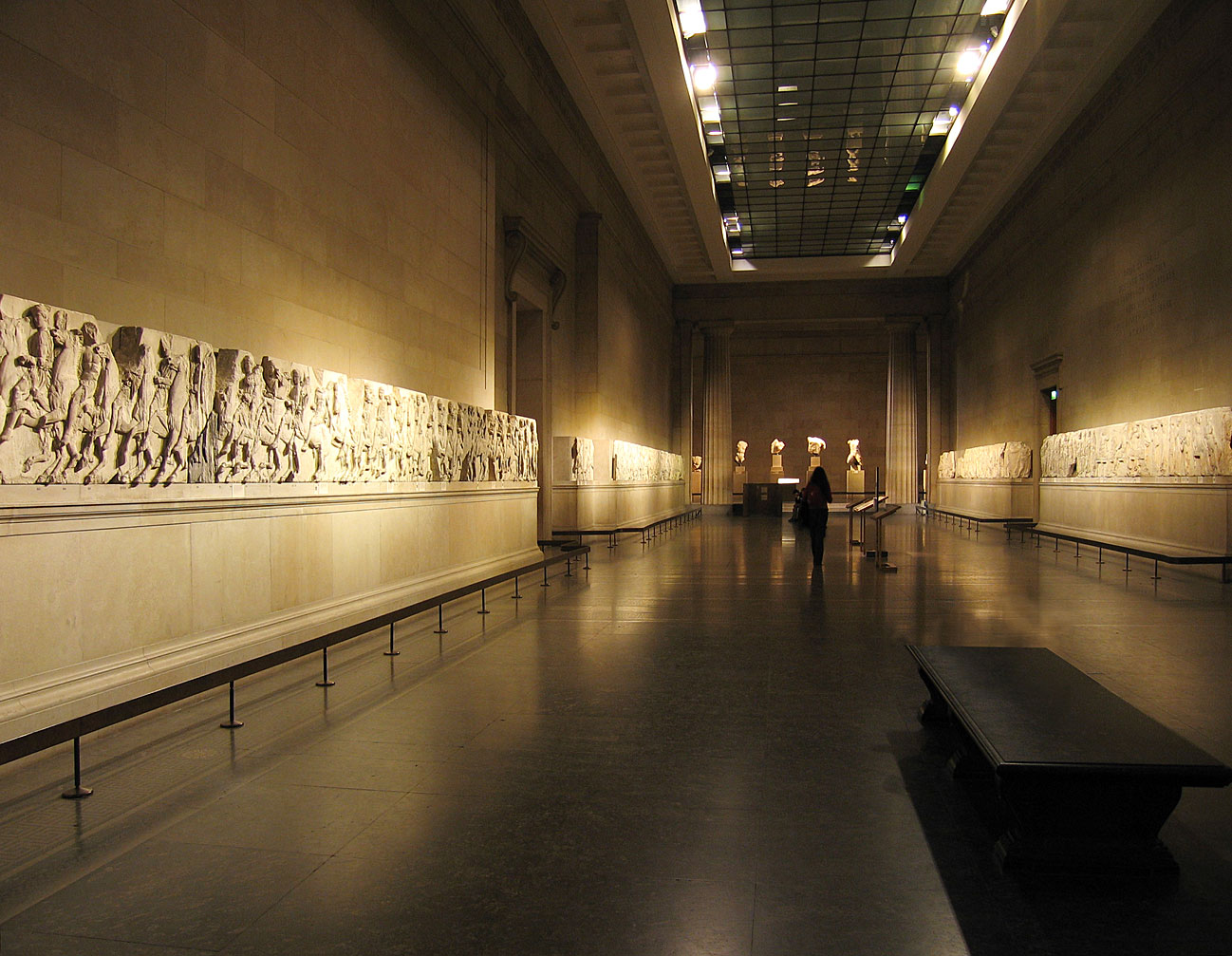 Elgin Marbles : Wiki Commons