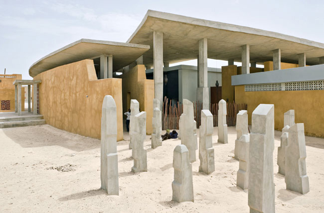 Timbuktu's Ahmed Baba Institute of Higher Islamic Studies : eartharchitecture
