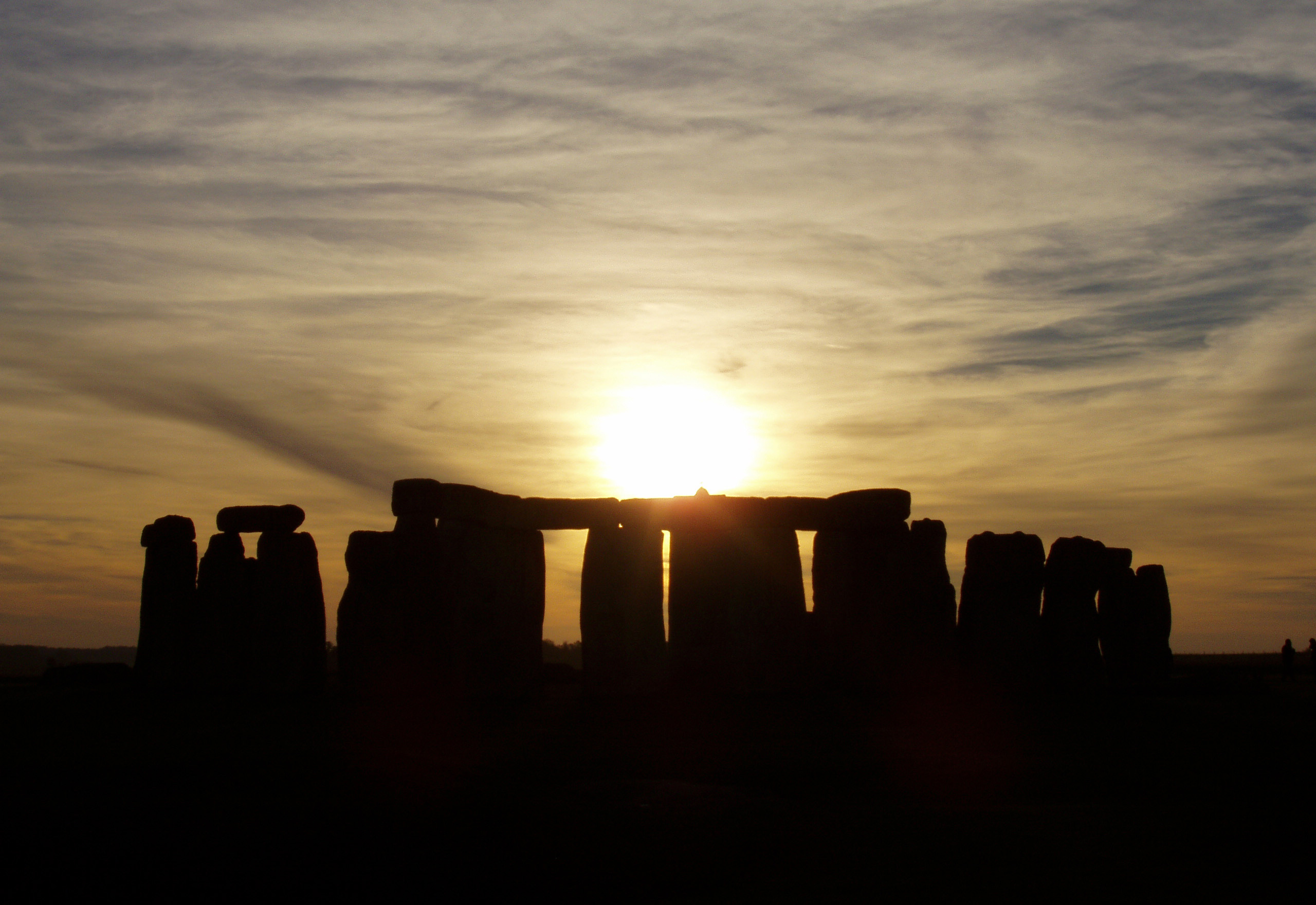 Stonehenge : Wiki Commons