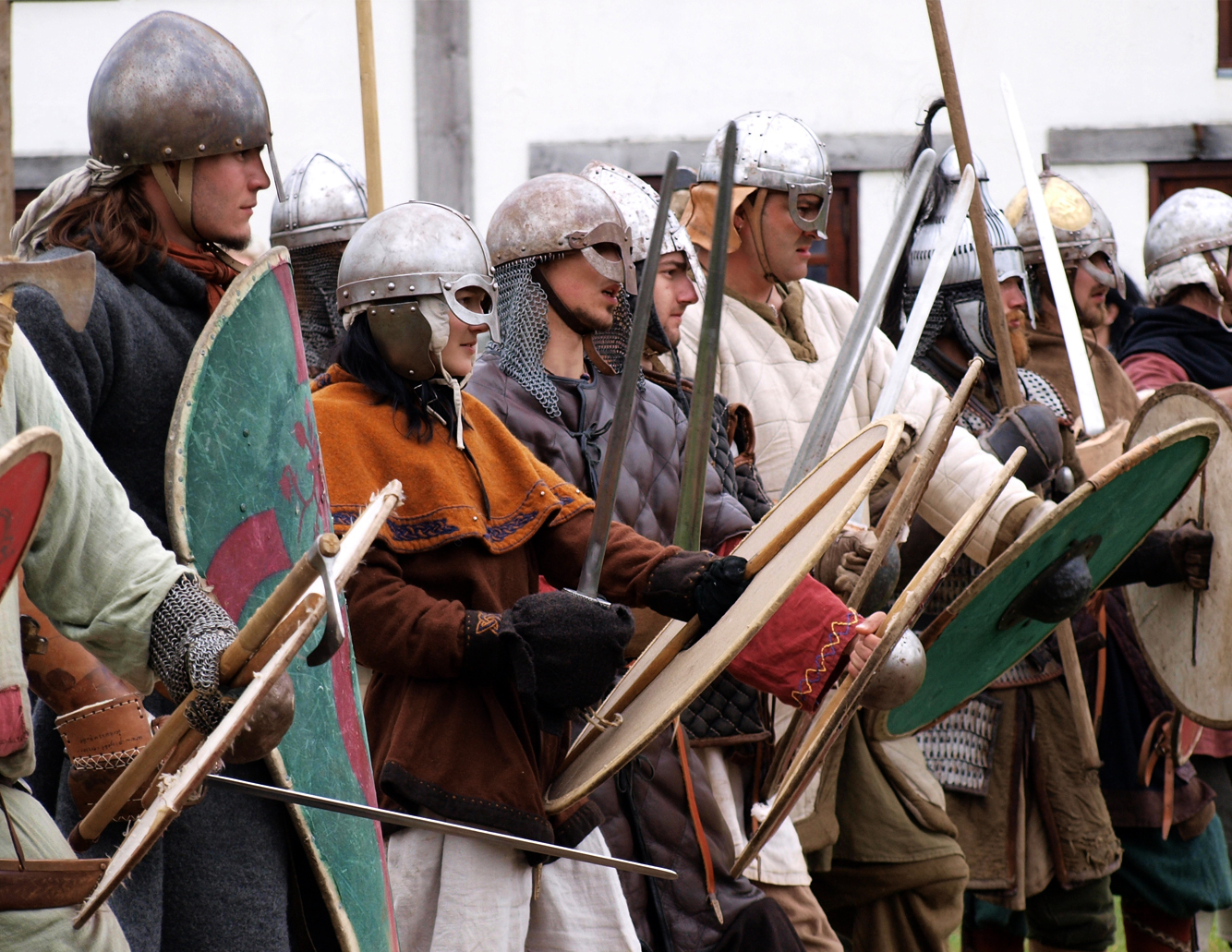 Skeletons found at mass burial site in Oxford could be '10th-century Viking raiders'