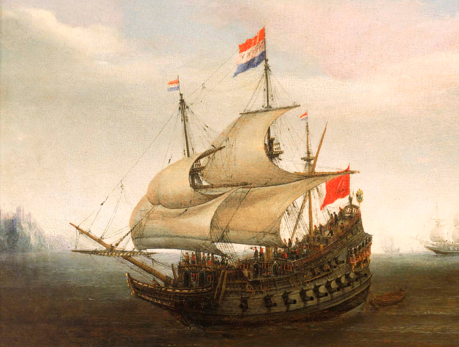 Dutch Sailing Ship
