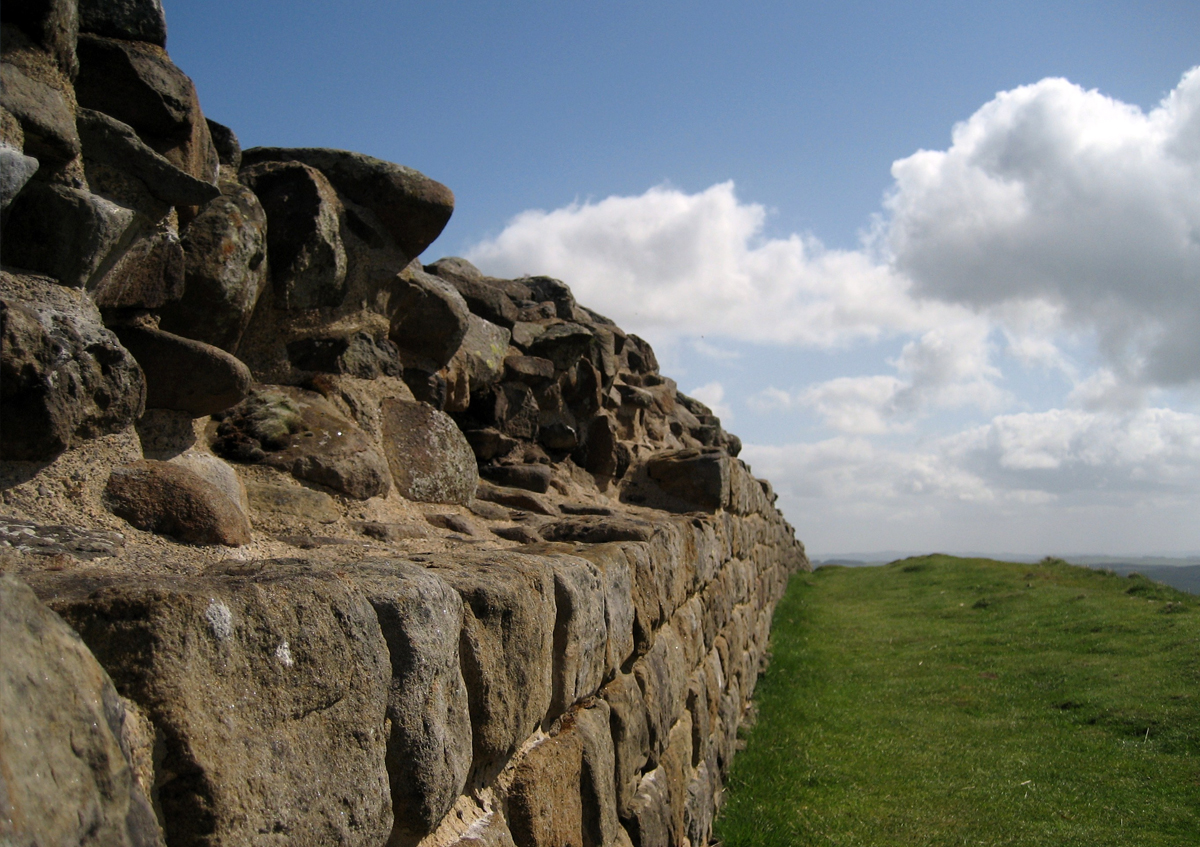 Hadrian's Wall – Queens Diamond Jubilee Beacons