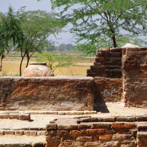 Climate change led to collapse of ancient Indus civilization, study finds