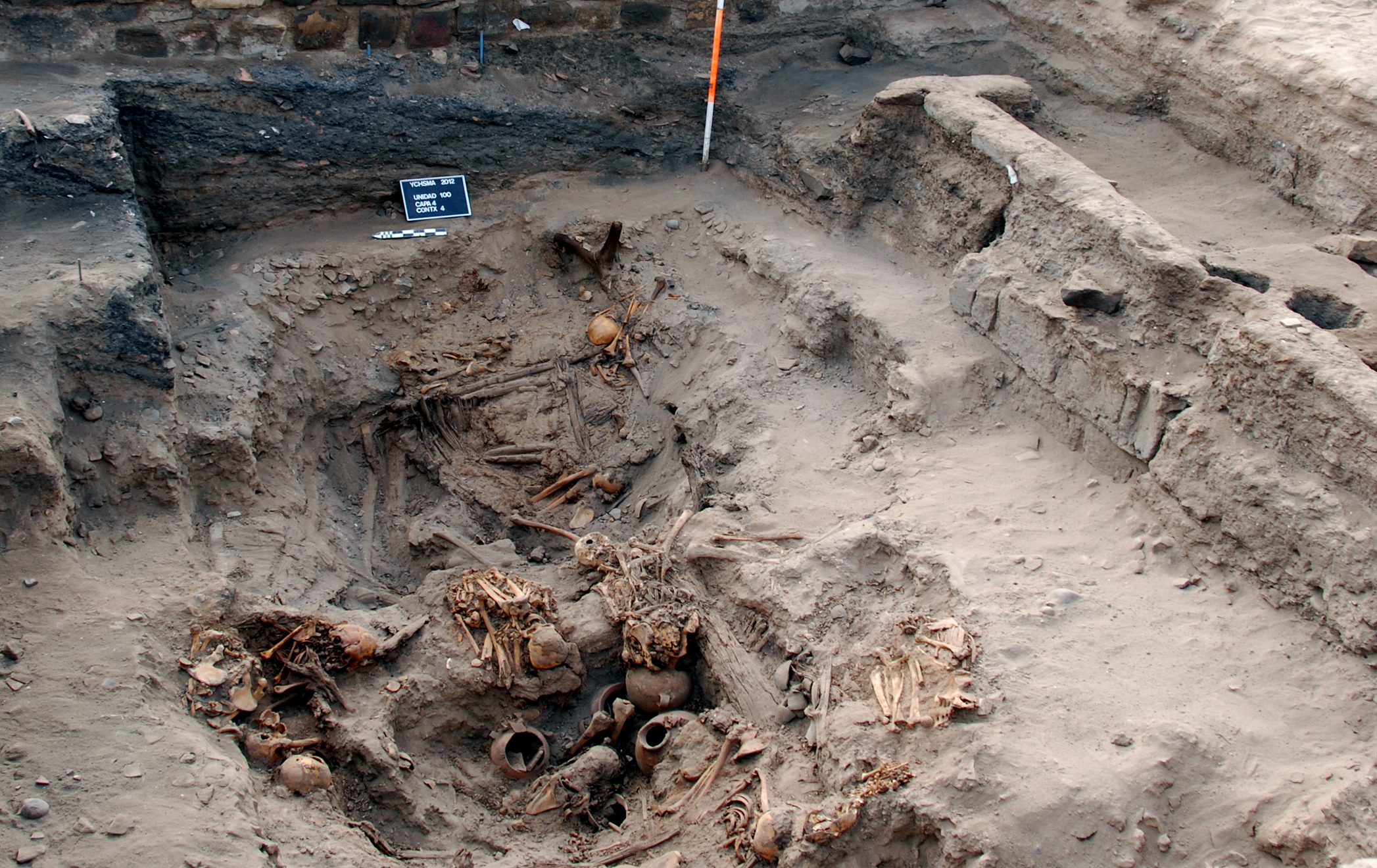 New Archaeological discoveries in Peru