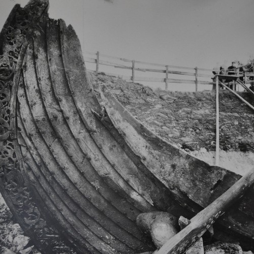 Monumental effort to save the threatened Viking treasures of Oseberg