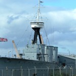 Historic Warship under threat from Scrap Heap