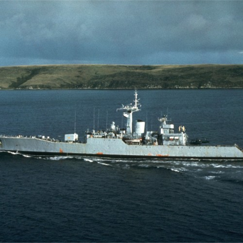 The Heritage Case for the Preservation of HMS Plymouth
