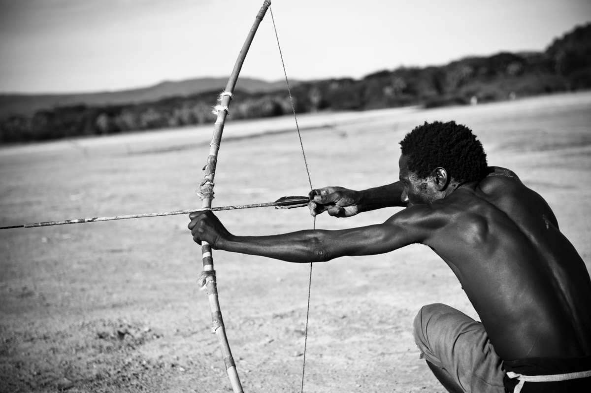 The Complex Thinking Behind the Bow and Arrow