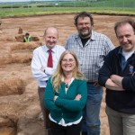 New dig tackles the mystery of the buried altars at Maryport