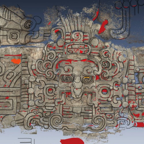 El Zotz masks yield insights into Maya beliefs