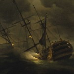 A statement by the Nautical Archaeology Society on the management of HMS Victory 1744.