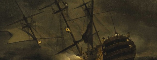 Odyssey Marine and Cameron Peer Out of Control on HMS Victory