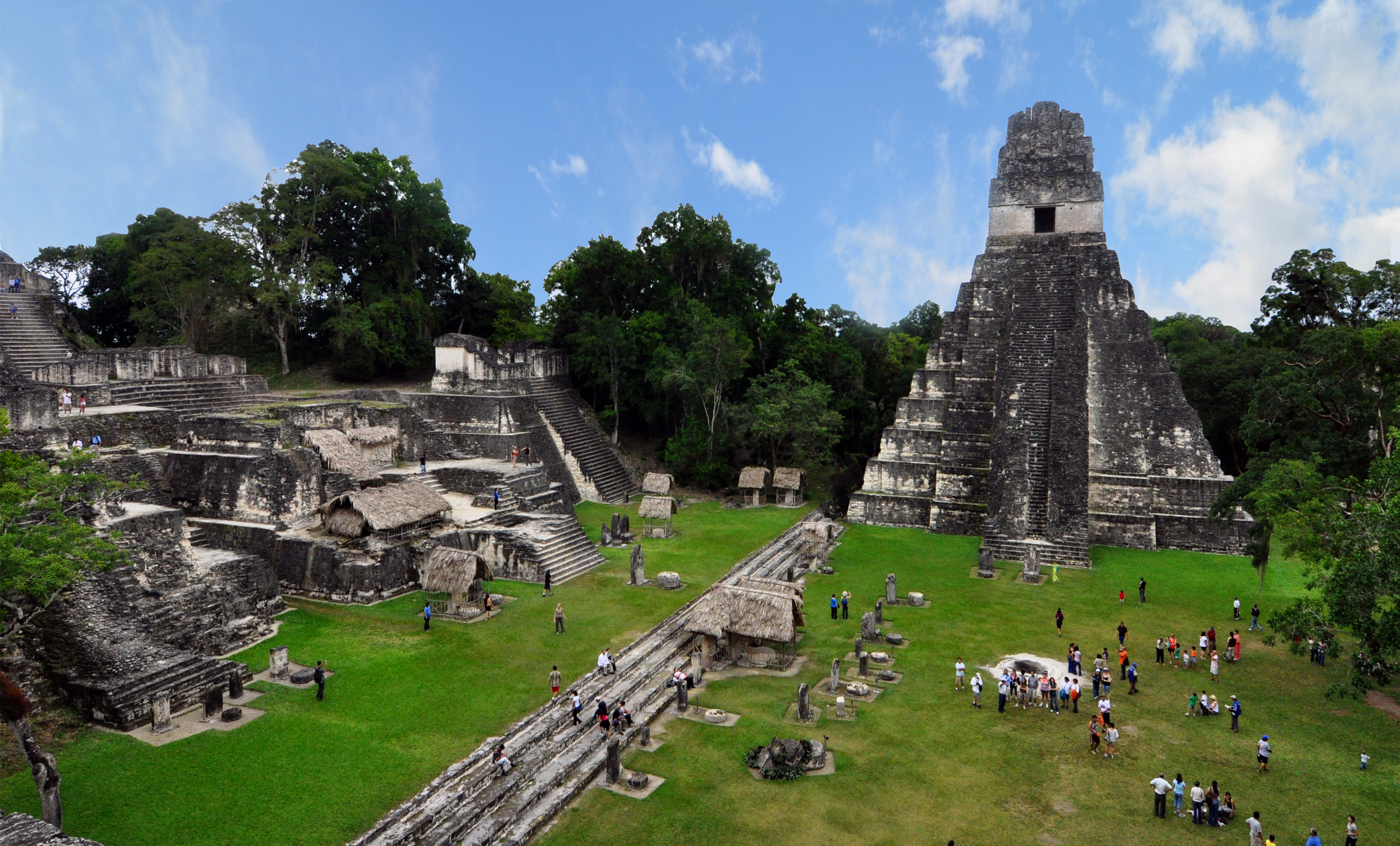 UC research reveals largest ancient dam built by Maya in Central America