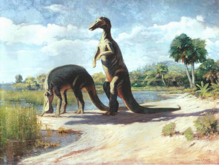Anatotitan based on specimens now classified as Anatotitan