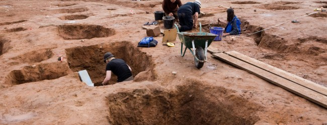 Maryport Excavations come to a close