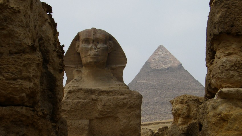 Climate and Drought Lessons from Ancient Egypt