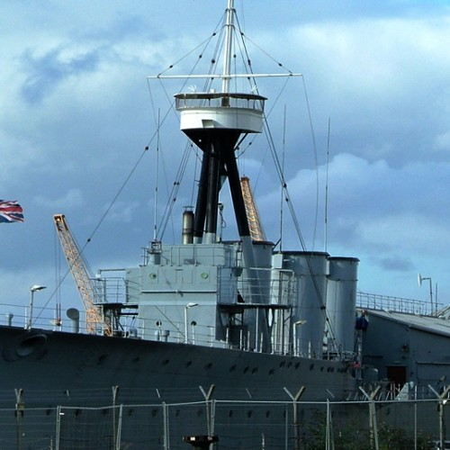 Last Jutland warship to be preserved for the nation