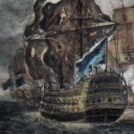 Experts identify remains of 18th century warship the Namur