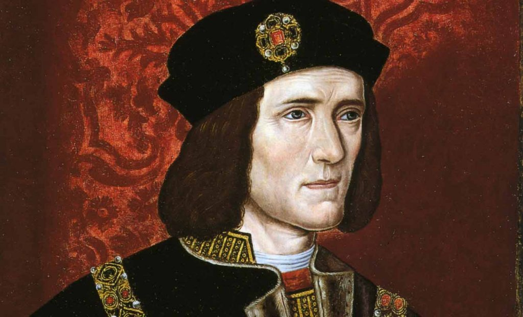 Richard III - Wiki Commons