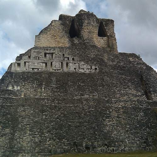 Forest Razing by Ancient Maya Worsened Droughts