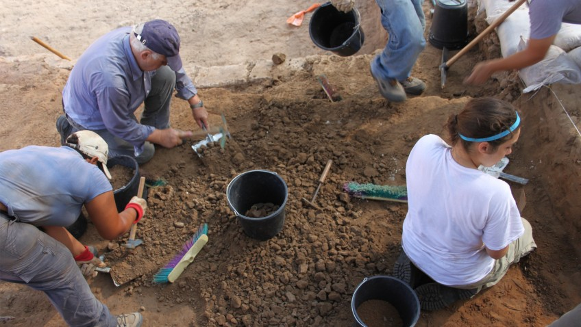 Excavations in Jaffa confirm presence of Egyptian settlement on the ancient city site