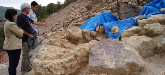 La Bastida unearths 4,200-year-old fortification, unique in continental Europe