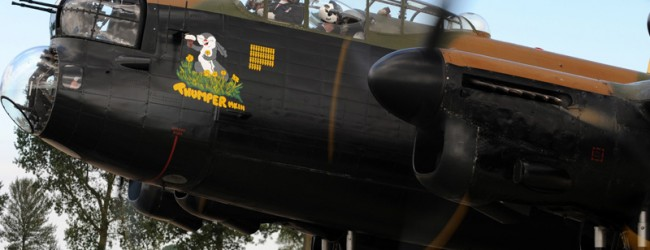 Memorial Flight Lancaster gets new identity