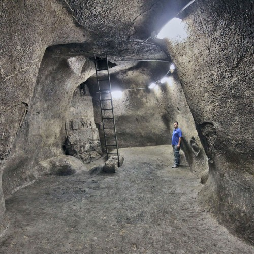 A Public Water Reservoir Dating to the First Temple Period has been Exposed for the First Time next to the Western Wall