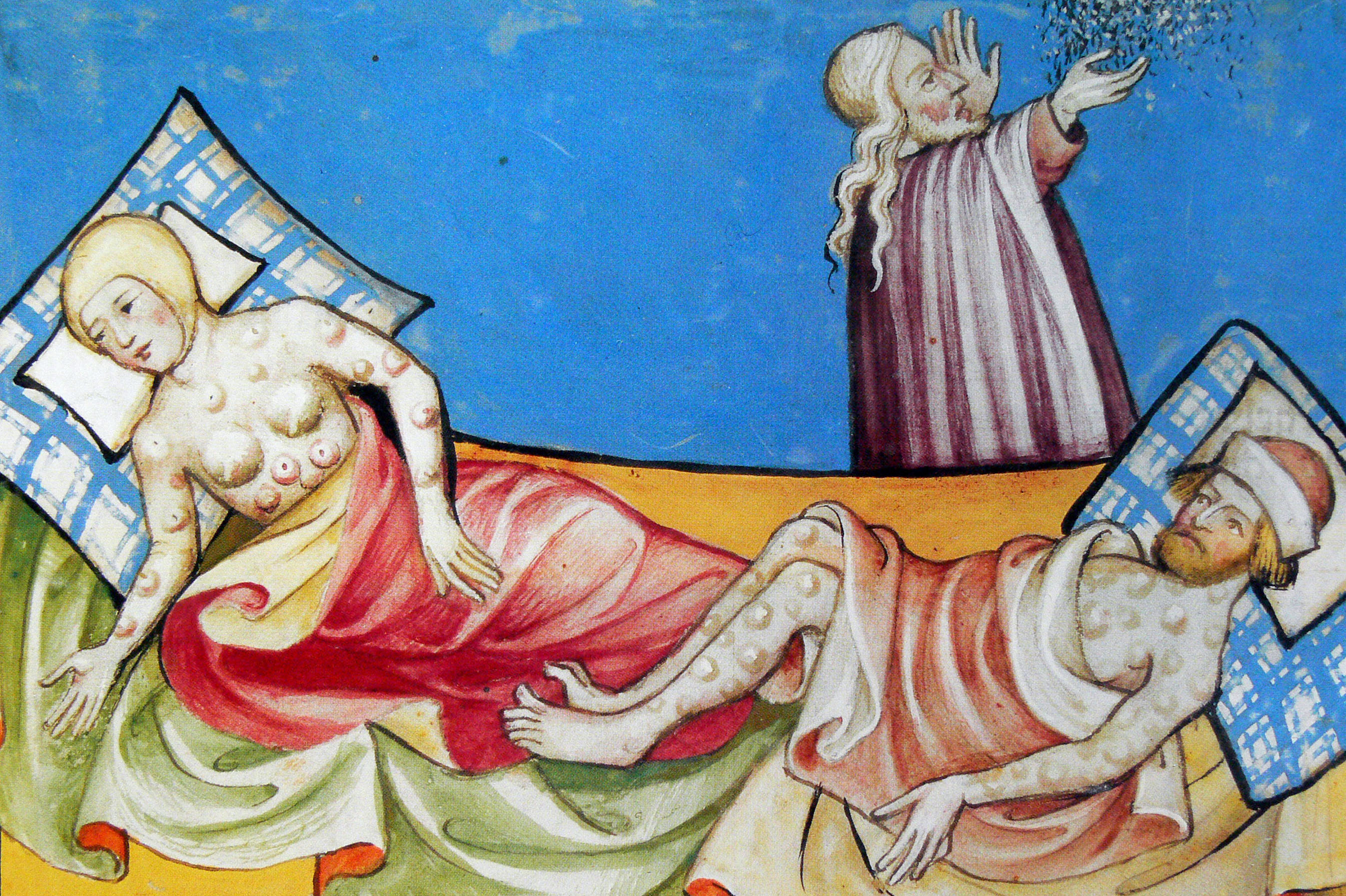 The Black Death Wiki Commons