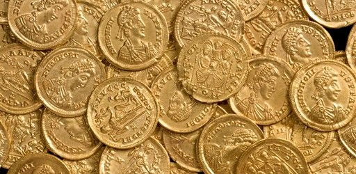 Major Roman coin hoard found near St Albans