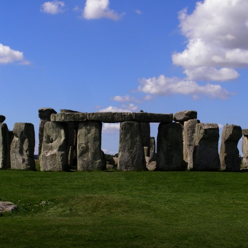 Stonehenge up close: digital laser scan reveals secrets of the past