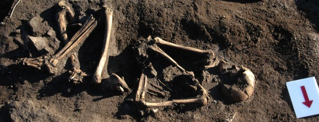 New skeleton discovery at Llanbedrgoch, Anglesey sheds further light on the Vikings in Wales