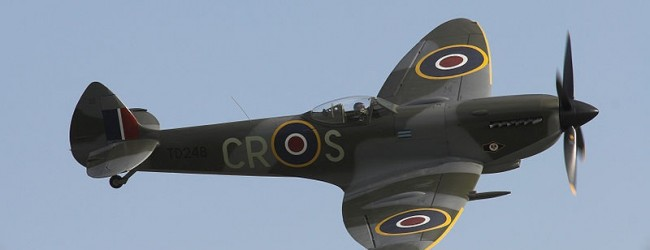 University of Leeds joins the hunt for Spitfires
