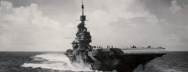 HMS Illustrious honours her wartime predecessor in Malta