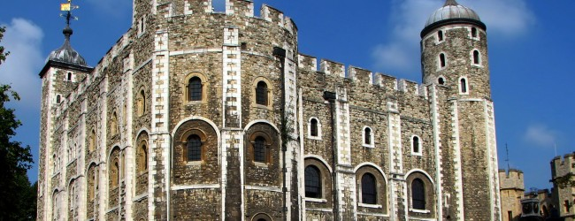 Was Anne Boleyn buried in the Tower of London?