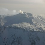 Heroic Age campsite location discovered near summit of Antarctic volcano