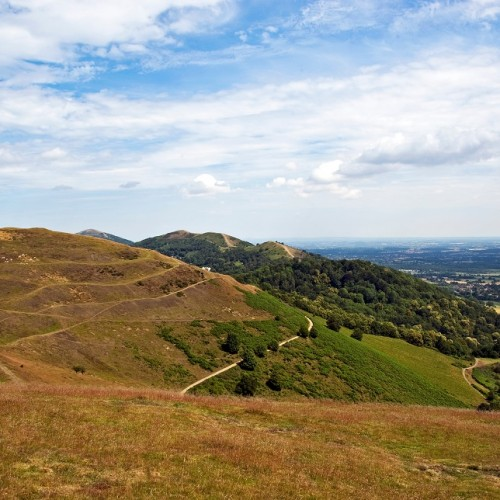 Top Ten Iron Age Hill Forts In Britain