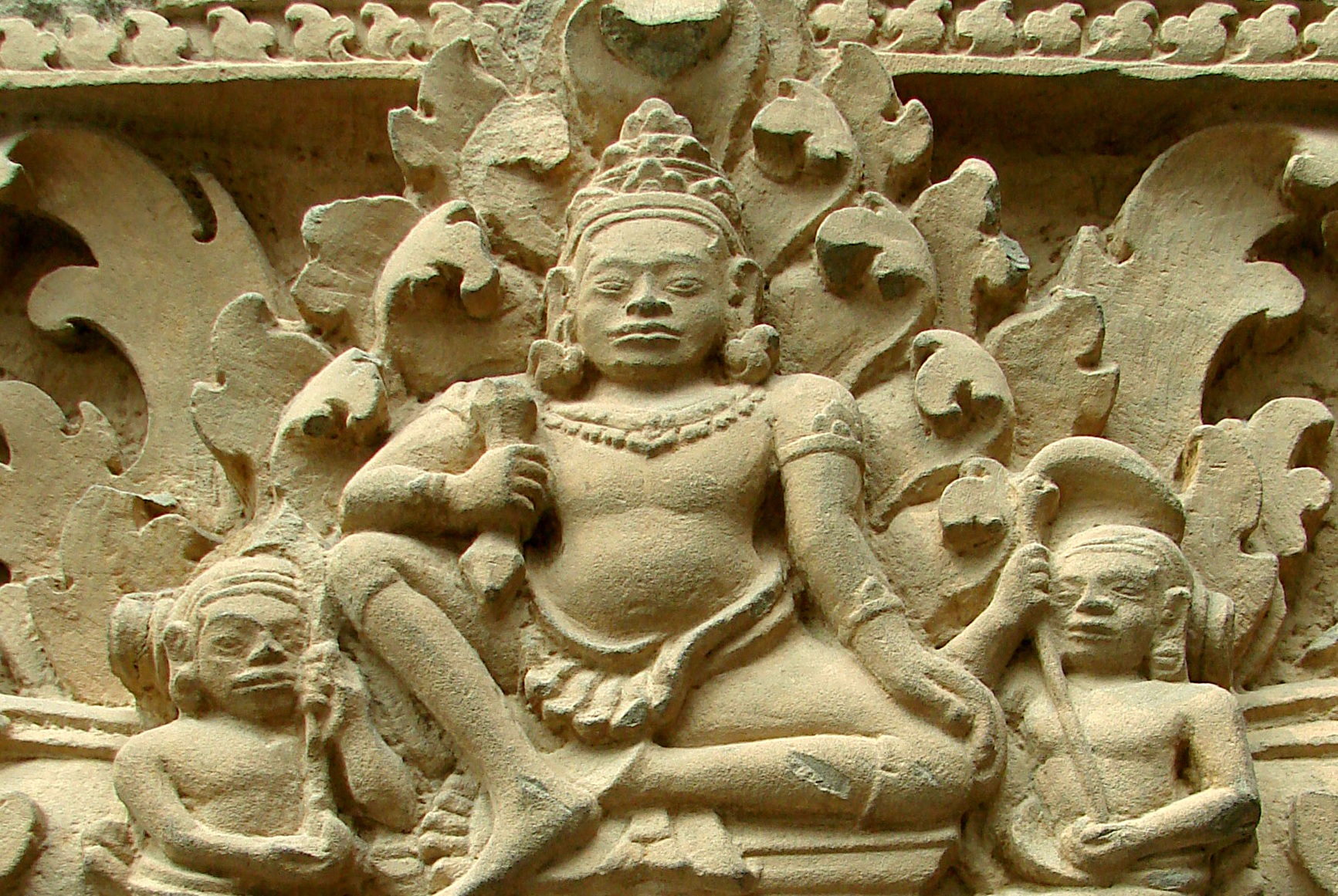 Ancient Cambodian city's intensive land use led to extensive environmental impacts